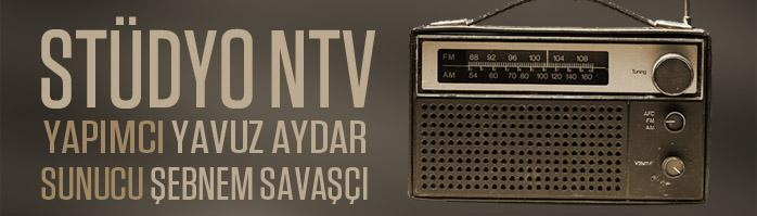 STUDYO NTV   01  Mart 2013 den itibaren, Yepyeni Sinyali e�li�inde Ankara'dan CANLI Yay�n� ile,  NTV Radyo'da